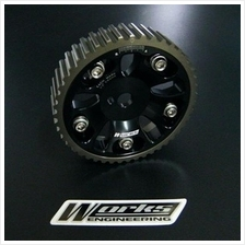 PERODUA KANCIL TURBO WORKS ENGINEERING Racing Cam Gear Pulley