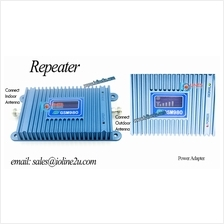 D-Lenp 980 GSM 900Mhz Mobile phone Signal Booster Repeater Main Unit LCD Maxis
