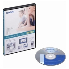 Genuine Casio FX-Manager Plus Software and Presentation