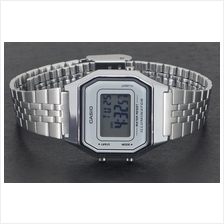 Casio Ladies Digital Vintage Retro Watch LA680WA-7DF