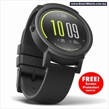 Ticwatch E Shadow, Most Comfortable Smart Watch,1.4 inch OLED Display