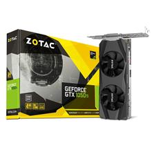 ZOTAC Nvidia Geforce GTX 1050Ti 4GB Low Profile Graphic Card