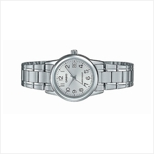 Casio Ladies Analog Date Watch LTP-V002D-7BUDF