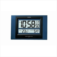CASIO Digital Wall Clock Thermo & Hygrometer ID-16S-2