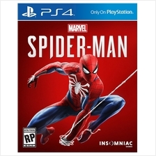 [0% GST] PS4 MARVEL SPIDERMAN R3 ENG/CHN