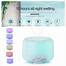 Aroma Diffuser Air Humidifier 500ML/600ML 7Colors Light MUJI