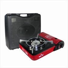 Homchef Premium Outdoor Camping Portable Gas Stove Cooker 2 6kw