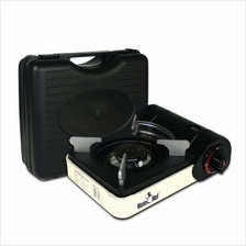 Homchef Premium Outdoor Camping Mini Portable Gas Stove Cooker 1 9kw
