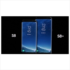 Samsung Galaxy S8 (5.8') / S8 Plus (6.2') 64GB ROM/4GB RAM - M'sia Set