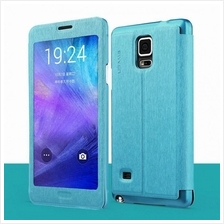 USAMS Touch Series Samsung Galaxy Note 3 S View Leather Flip Case