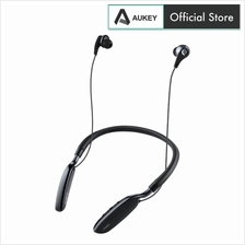Aukey EP-B48 Active Noise Cancelling Neckband Bluetooth Headset)