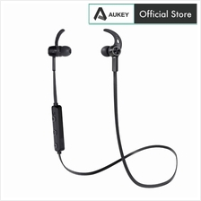 Aukey EP-B62 Magnetic Noise Isolating Wireless Bluetooth Earbuds)