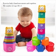 Children''s Tower Stacking Cups
