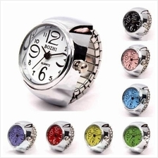 Hot Sale New Men Women Stainless Steel Silver Shell Quartz Watch