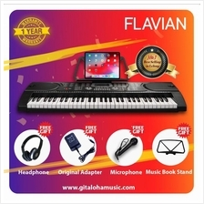 Flavian S-One 61 Keys Digital Piano Electronic Keyboard Package