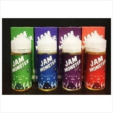 Original Jam Monster 100ML USA Flavor E Liquid E Juice Flavour Vape