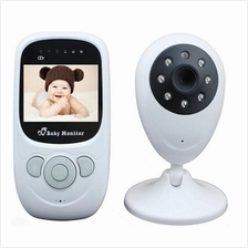 Digital Baby Monitor With 2 Way Audio (WBM-04A) ★