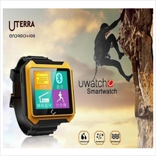 Uterra IP68 Waterproof Smart Bluetooth Watch (WP-Uwatch) ★