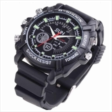 ★ HD Night Vision Shock And Waterproof Watch Camera (DVR-11IR)