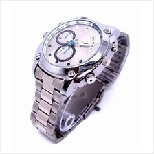 ★ 16GB Night Vision Waterproof Watch Camera (WCH-14A-16GB)