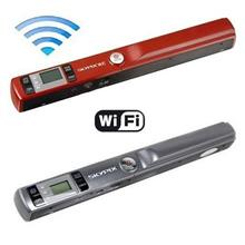 Portable Wifi Colour Scanner For Document, Photo, IC (SC-PIXW) ★