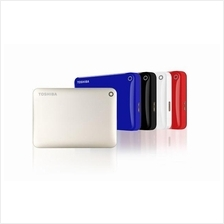 Toshiba Canvio Connect II 1TB USB3.0 Portable External Hard Disk HDD