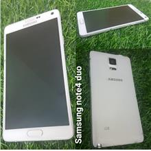 samsung note 4 duo dual SIM 910U [used]