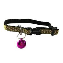 Cat & Puppy Collar + Bell 1cm TFC-0901 Also Suitable for Small Dogs