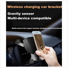 Wireless Charger Car Mount Holder Air Vent Stand Qi Wireless Charging