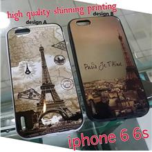 high quality shinning printing cartoon case iphone 6 6s