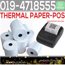 Thermal Paper Receipt Roll 80X60mm Pos Cashier