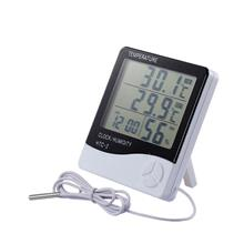 HTC-2 Digital Hygrometer Thermometer All-in-One LCD