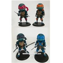 Teenage Mutant Ninja Turtles Cake Topper Figurine - TMCT04