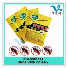 Cockroach Medicine Killing Pest Bug Unharmed NonToxic 10Bags