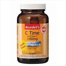 Kordel's C Time Acid Free C 1000mg 150 tablets