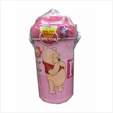 Pureen Kids Winnie the Pooh Water Bottle BPA-Free