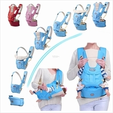 7 in 1 Adjustable Baby Infant Sling Carrier Breathable Ergonomic Wrap