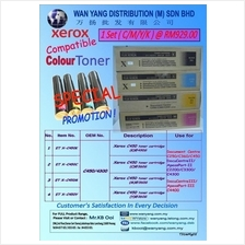 XEROX C450/4300 Compatible CMYK/COLOR Copier Toner Cartridge