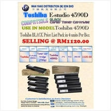 TOSHIBA E-studio 4590D Compatible BLACK copier toner cartridge