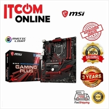 MSI B360 GAMING PLUS SOCKET 1151 MOTHERBOARD