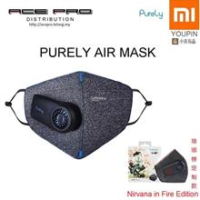 XIAOMI Mi PURELY Air Mask - Anti-Pollution PM2.5 Mini Fan Face Mask