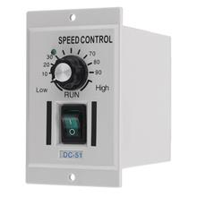 AC 220V To DC 0-90V Rotary Knob Voltage Motor Speed Controller Variabl
