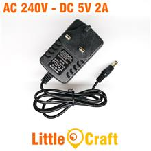 AC 100-240V To DC 5V 2A Adapter