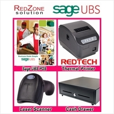 Sage UBS Point of Sales Software POS System Package with Hardware