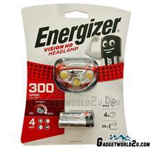 Energizer Vision Headlight 200L LED Headlamp HDB32