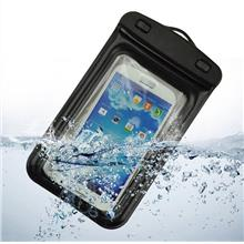 2 Way Neck Strap Arm Band Waterproof Phone Touchscreen Dry Bag Case