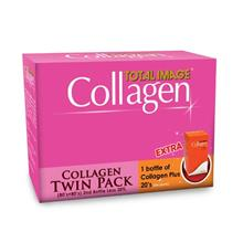 Total Image Collagen 80 tablets x 2 Free Collagen Plus 20 tablets