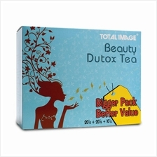 Total Image Beauty Dutox Tea 20s+20s+10s (Detox)