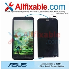 Asus zenfone 2 ZE551 Replace Change Touch + LED LCD Screen Repair