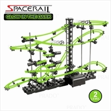 Spacerail 10m Level 2 Speed Ball Coaster Track Game Toys Glow In Dark